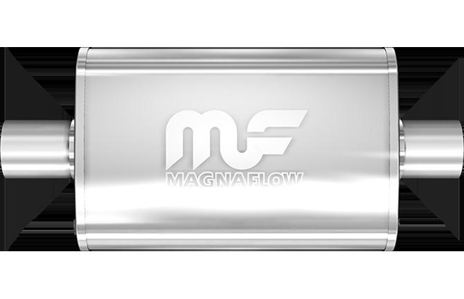 MagnaFlow 11214 Exhaust Muffler