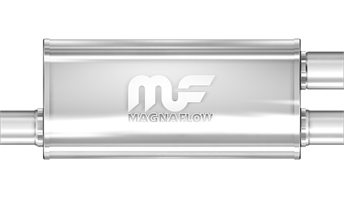 MagnaFlow Cutting and Welding Required During Installation #12265