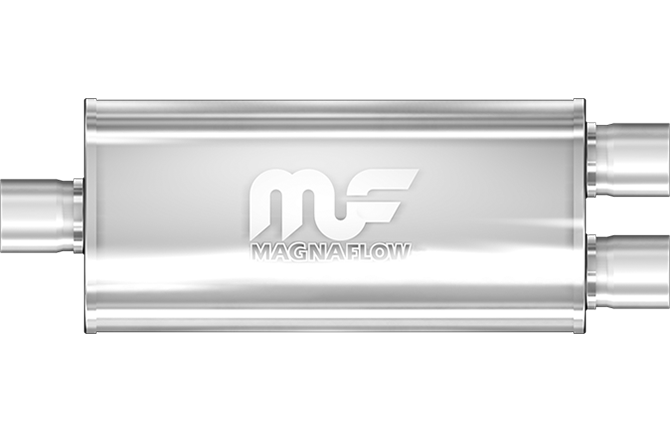 MagnaFlow Cutting and Welding Required During Installation #12268