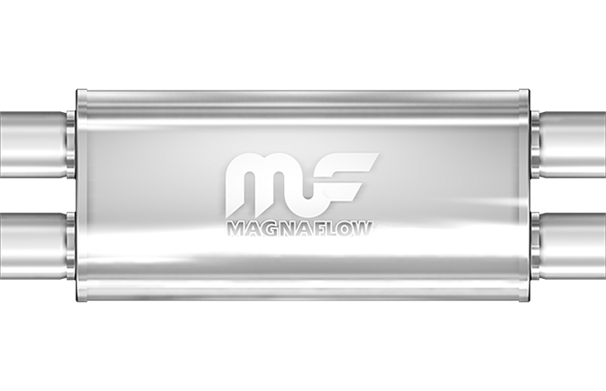 MagnaFlow Cutting and Welding Required During Installation #12469
