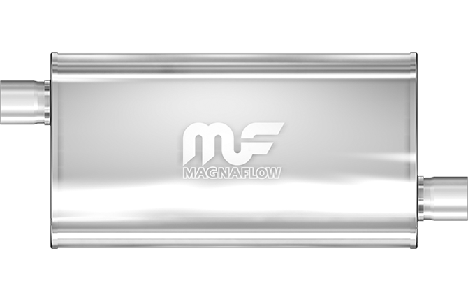 MagnaFlow Cutting and Welding Required During Installation #12577