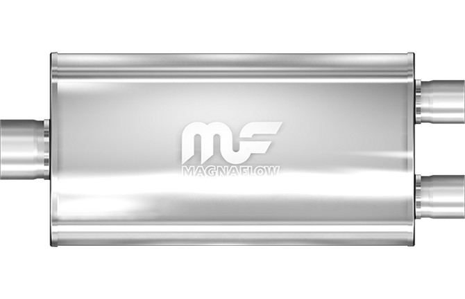 MagnaFlow Cutting and Welding Required During Installation #12587