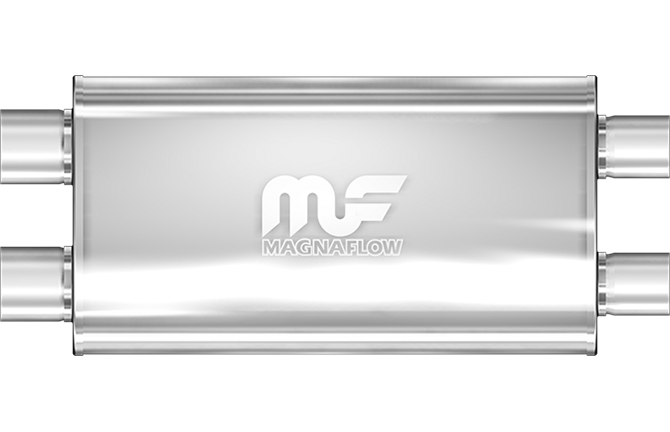 MagnaFlow Cutting and Welding Required During Installation #12599