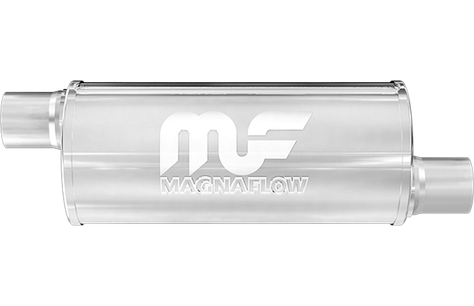 MagnaFlow Cutting and Welding Required During Installation #12636