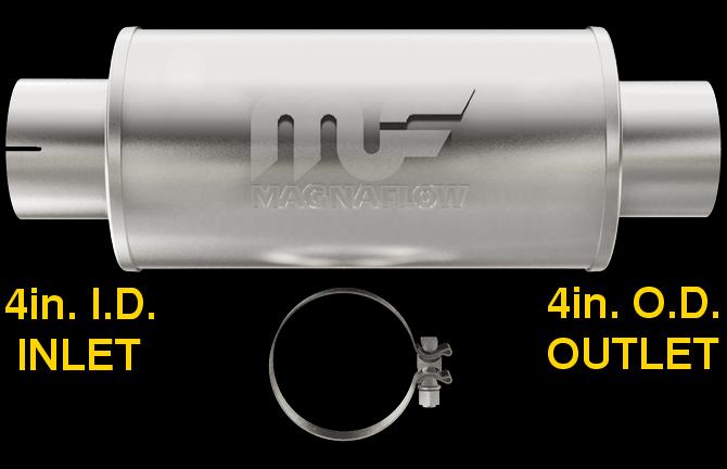 MagnaFlow Product #12775