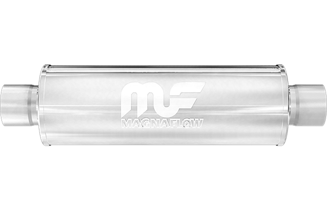 MagnaFlow Cutting and Welding Required During Installation #12866
