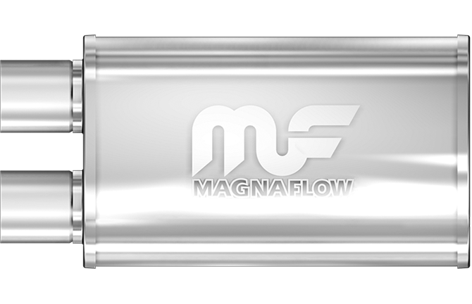 MagnaFlow Cutting and Welding Required During Installation #14210