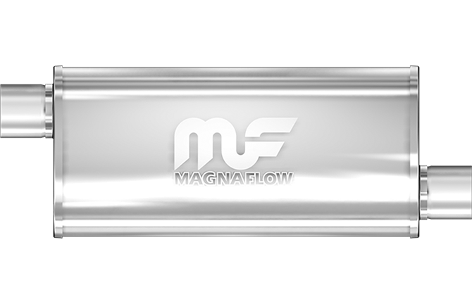 MagnaFlow Cutting and Welding Required During Installation #14239