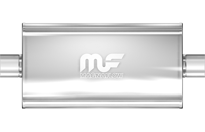 MagnaFlow Cutting and Welding Required During Installation #14579