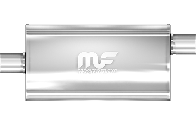 MagnaFlow Cutting and Welding Required During Installation #14589
